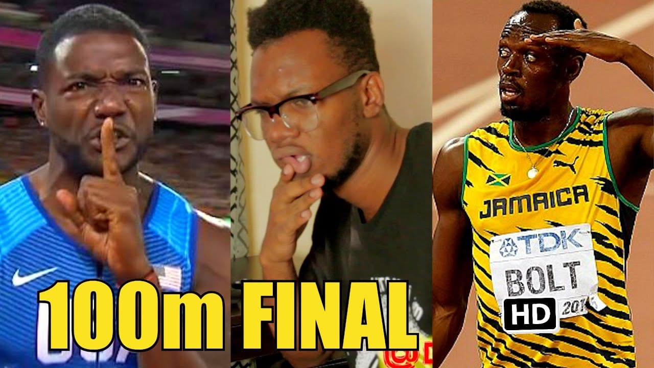 Photo of Justin Gatlin Finally Defeats Usain Bolt in 100m Final #Reaction [Video]