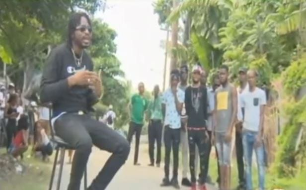 Photo of ER: Govana talks how he got to know Aidonia… Talks Home-Town Spanish Town [Video]
