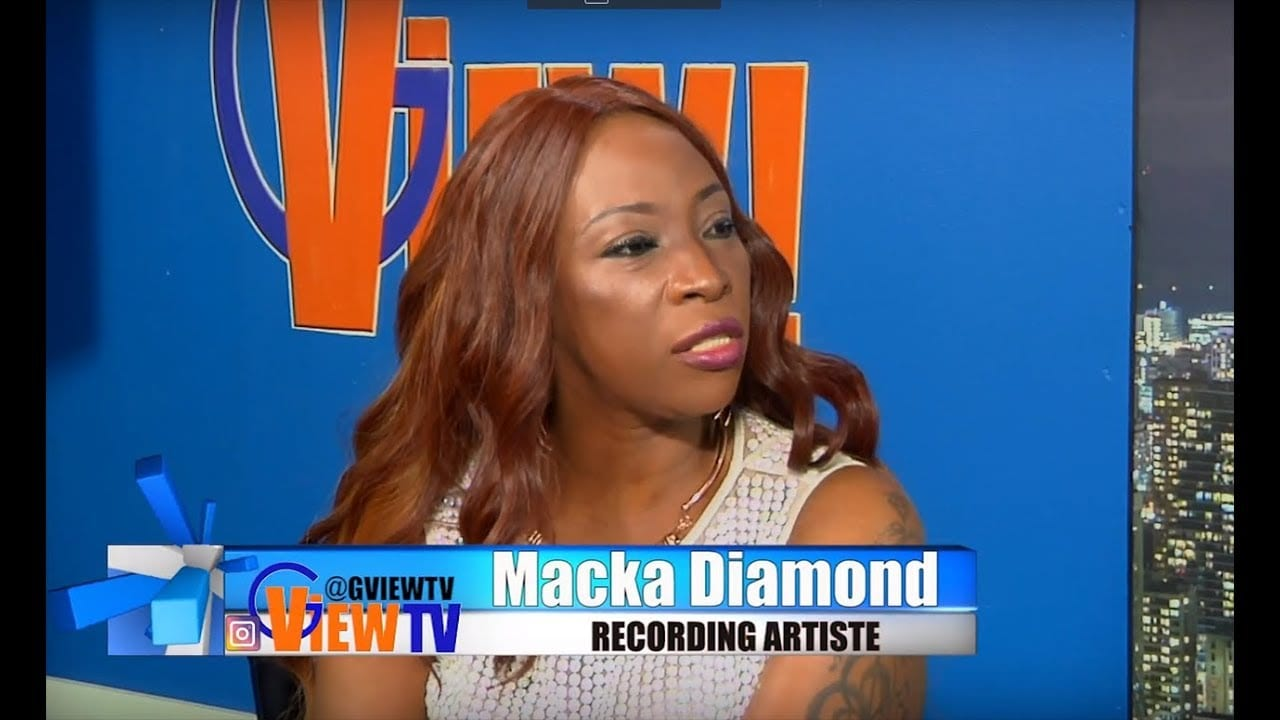 Photo of Macka Diamond updates us about her career… Also about Charly Black collab called Tabanka [Video]