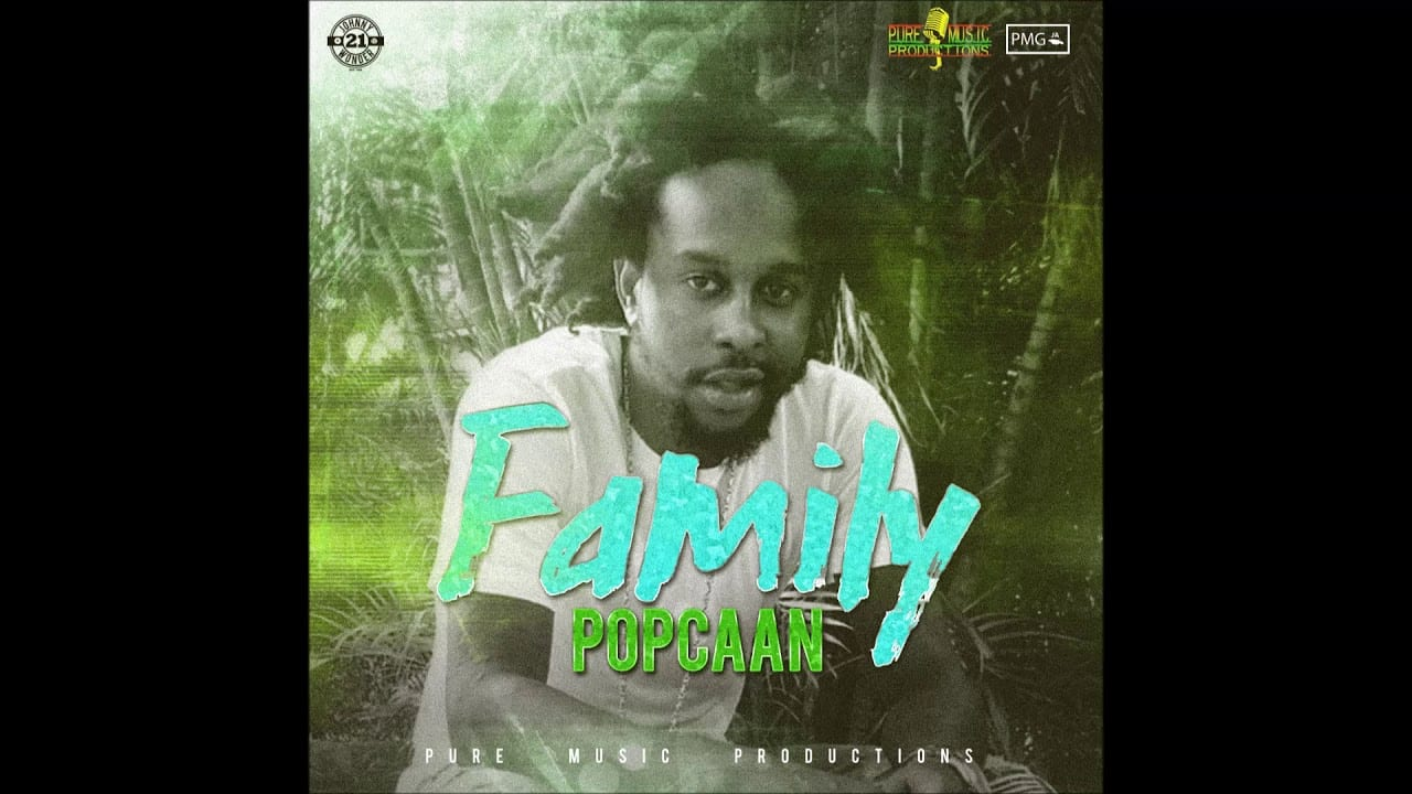 "Photo of Popcaan Drops New Track 'Family,'…Says He ""Hates Friend Killa"""