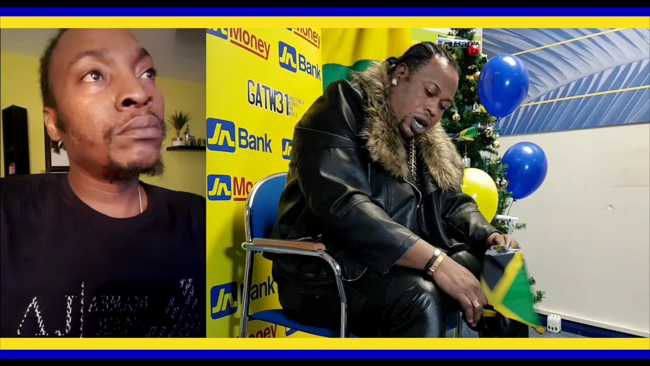 """Photo of Jamaican Man Not Coming Back Home,… """"Too Much Violence, So Tek Mi Two Fowls & Two Goats"""" [Video]"""
