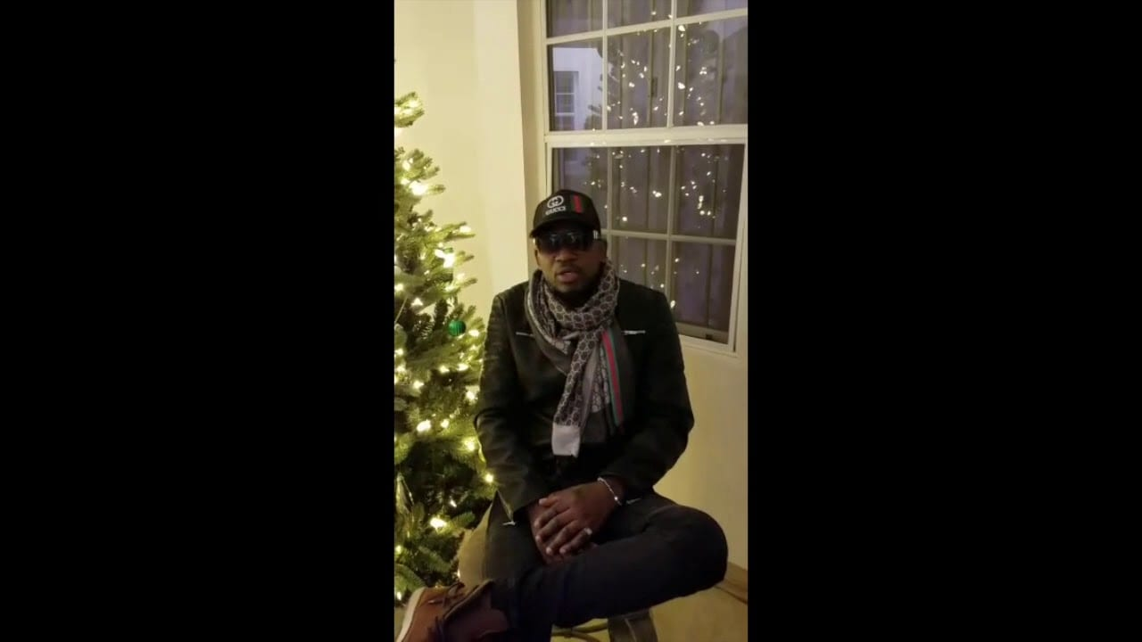 Busy Signal Sends Out Christmas Greetings For 2017 Talks Of New
