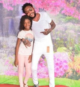 Vybz Kartel updates us with new pics of him and daughter