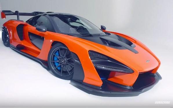 Photo of CARS: The new McLaren Senna [Video]