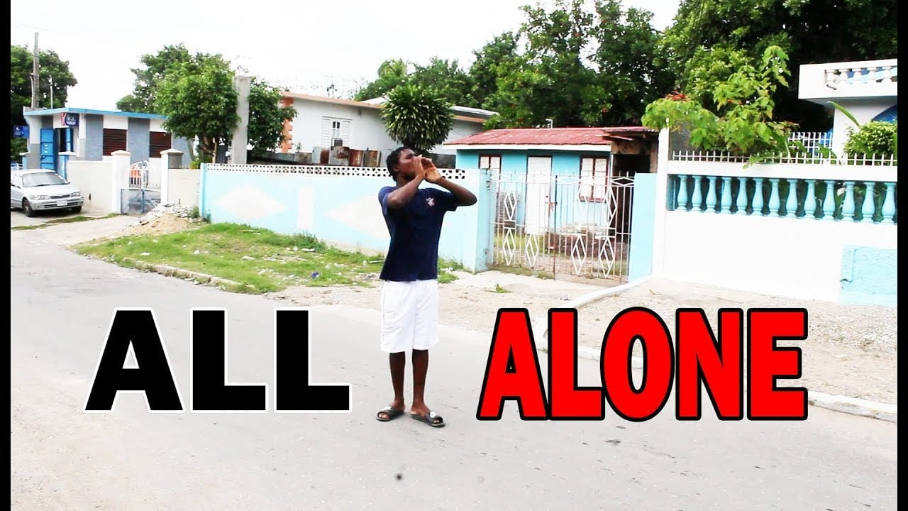 Photo of All Alone… Jamaican Comedy [Video]