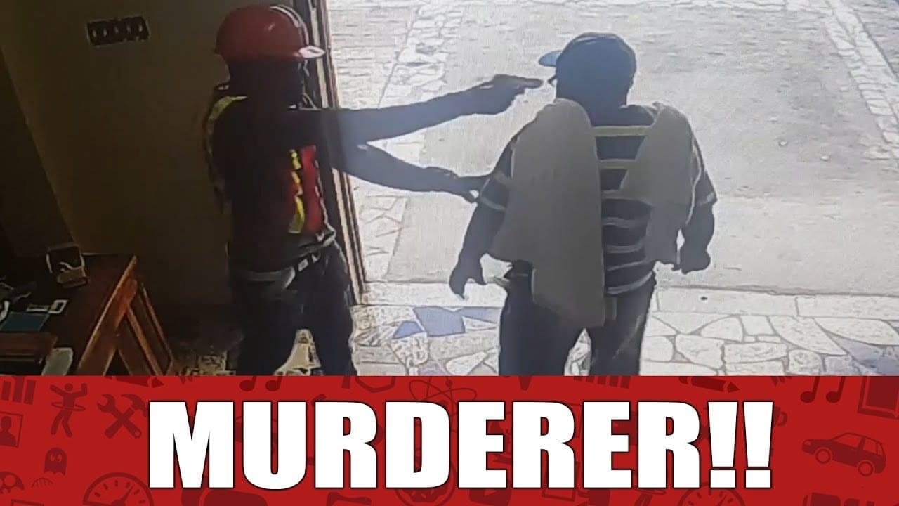 Photo of CCTV footage Shows St Ann Businessman murder (Jan 2016) [Video]