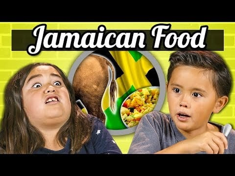 Photo of REACTION: Kids are given Jamaican food for the first time [Video]