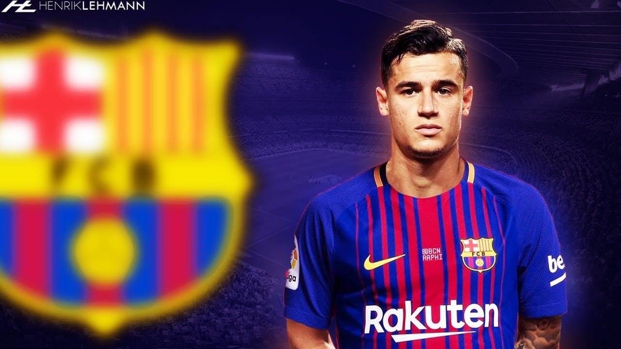 Photo of Philippe Coutinho to Barcelona from Liverpool in £142m deal