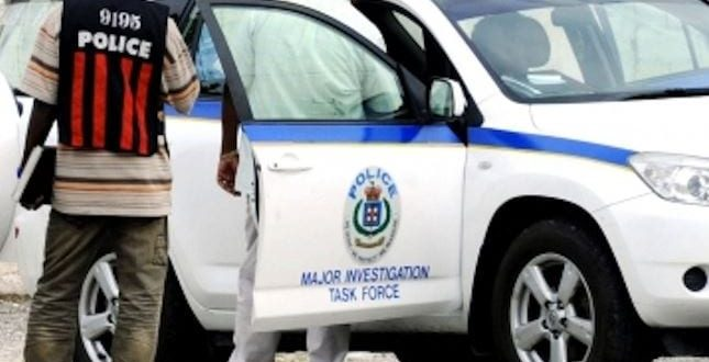 police jamaica cop car