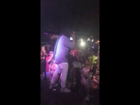 I-OCTANE gives energetic performance in Ochi [Video