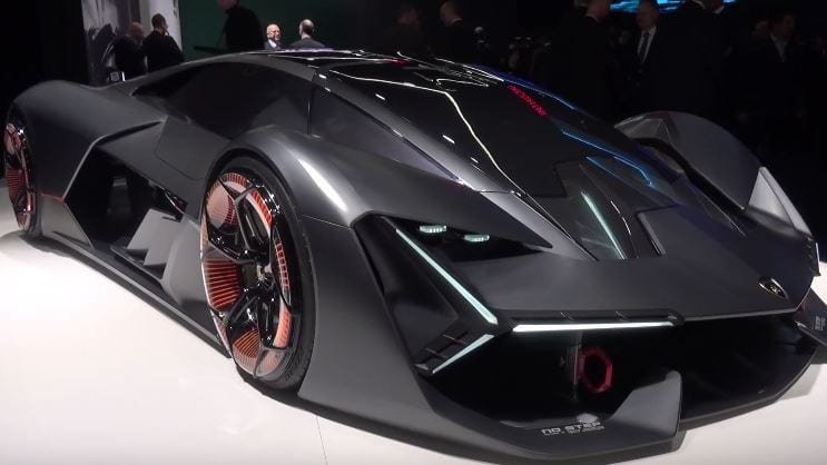 cars check out this electric lamborghini terzo millennio video. Black Bedroom Furniture Sets. Home Design Ideas
