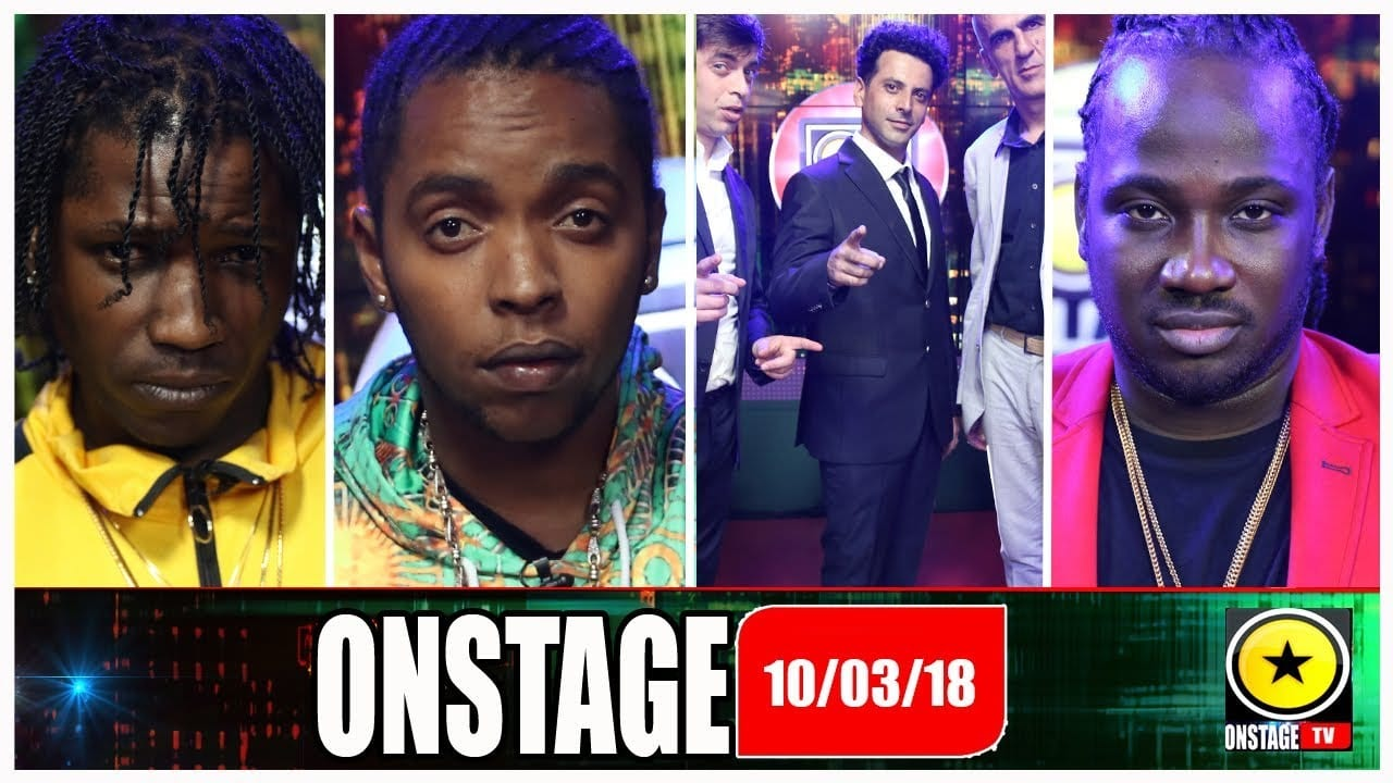 i-Octane, Shane O, Gage etc interview…  OnstageTV [Video