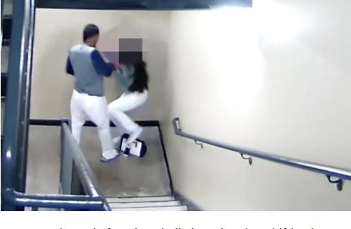 """Photo of """"She jus a tek di lick dem Suh""""… Footage released of pro baseballer beating his woman [Video]"""