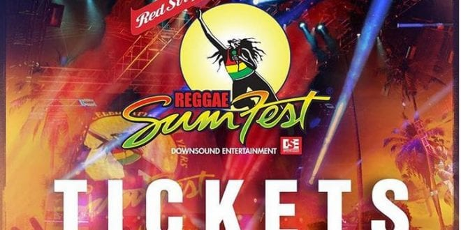 Early-Bird Tickets on sale now for Reggae Sumfest 2018