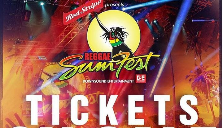 Photo of Reggae Sumfest 2020 Discounted Early Bird Tickets Go On Sale!