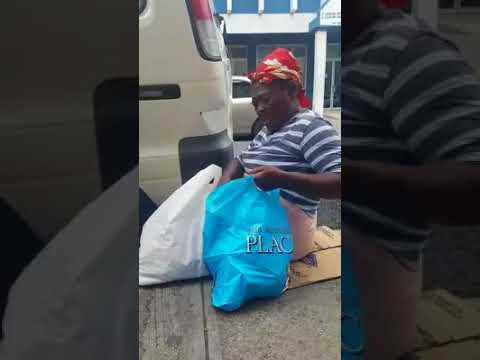 Photo of Christopher Martin Alleged Grandmother here on the street side [Video]