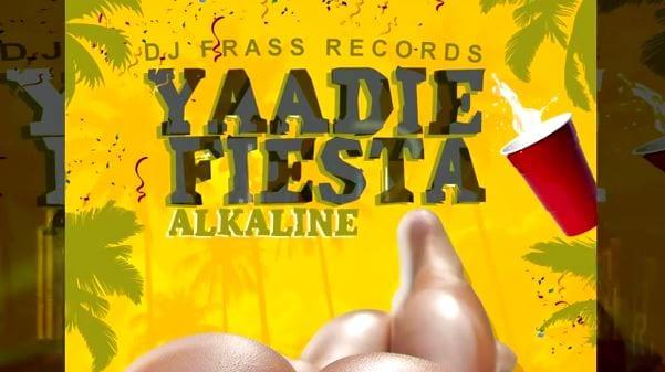 Photo of Alkaline – Yardie Fiesta