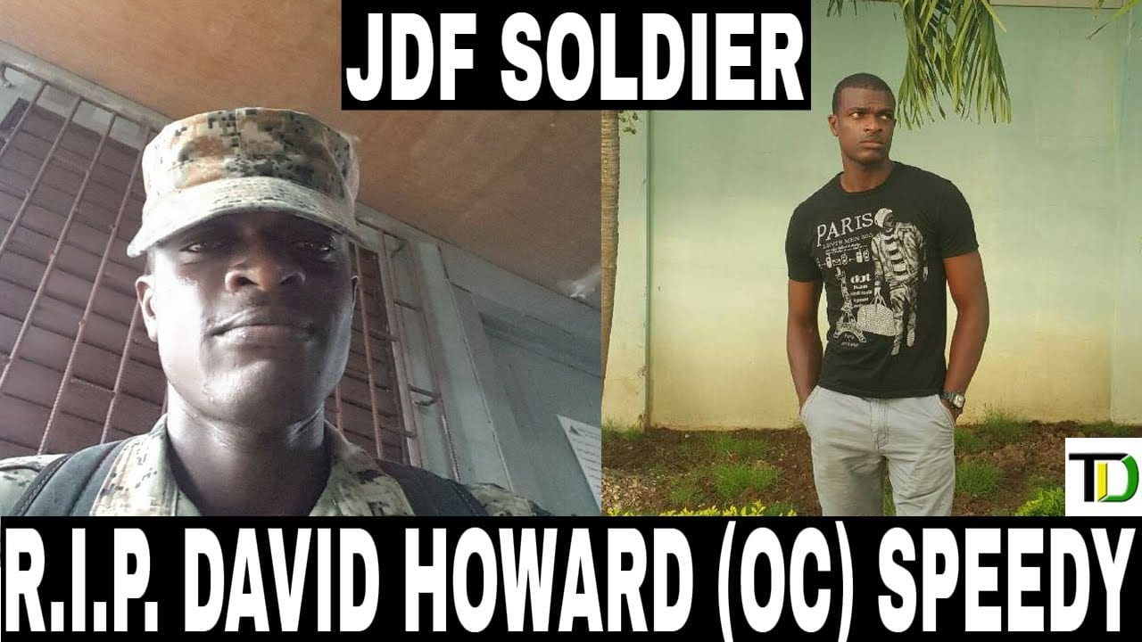 Photo of Off Duty SOLDIER shot killed in LINSTEAD