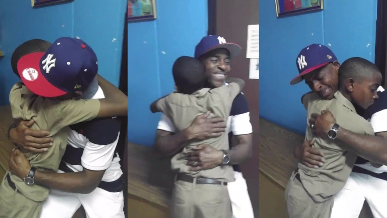 Photo of Son Seeing His Father For The FIRST Time In 11 Years [Video]