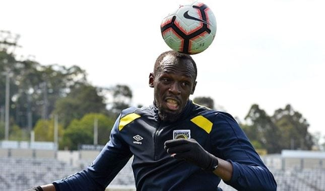 Photo of Usain bolt to make professional football debut this Friday