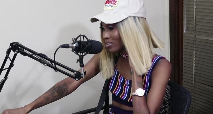 Photo of Desha Ravers gives advise to upcoming dancers [Video]