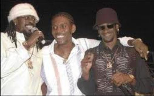 Photo of Here's how Bounty Killer and Vybz Kartel return to Father, Son relationship
