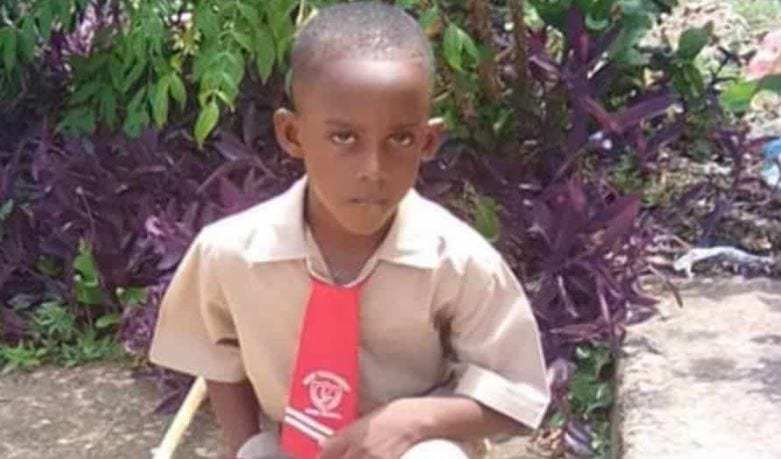 Photo of 6 yo Drowns in MayPen after being swept away by Flood