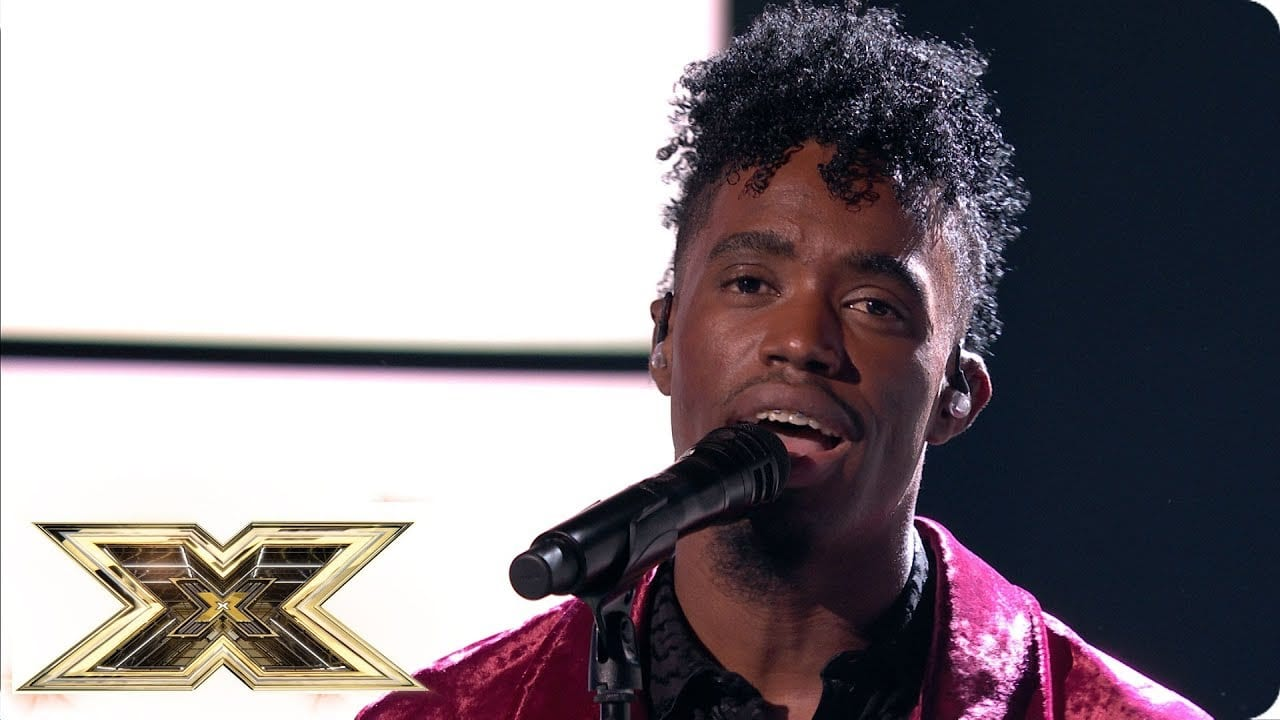 Dalton Harris Sings I Have Nothing on The X Factor UK 2018 [Video