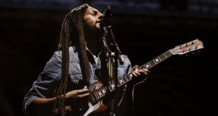 Julian Marley Gave a Touch of Marley Magic