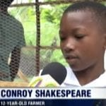 Meet 12yr Old Farmer Conroy Shakespeare [Video]