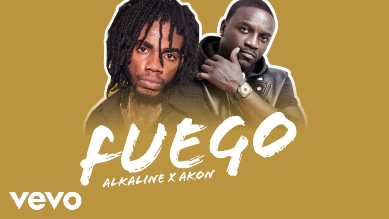 Photo of Alkaline × Akon – Fuego