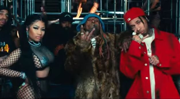 Photo of Nicki Minaj ft. Lil Wayne – Good Form [Music Video] HD
