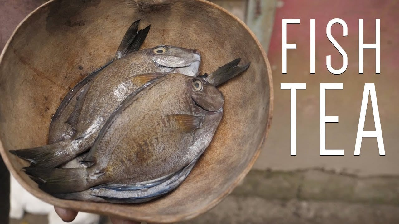 Photo of Learn how to Cook Jamaican Fish Tea/Soup… Bob Marley's favourite [Video]