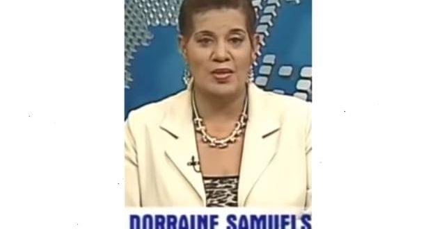 Dorraine Samuels passed away
