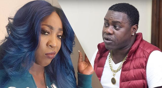 Photo of MC Nuffy Says Spice don't Help others in Dancehall