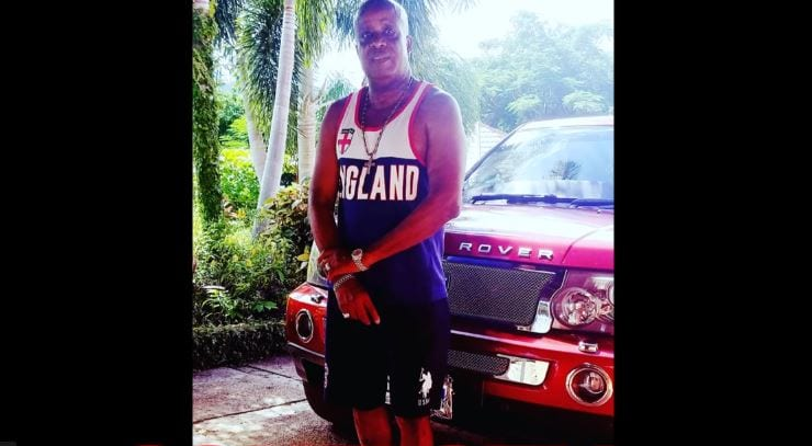 """Photo of King of British Link Up """"Father Fowl"""" shot dead in Jamaica… Said to Be one of the Biggest UK Cocaine importer"""