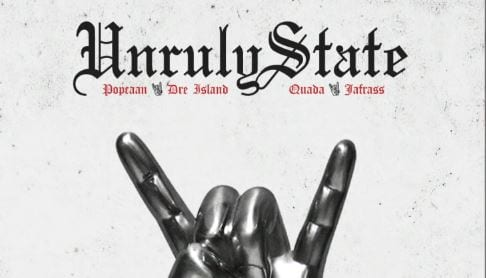Photo of Popcaan, Dre Island, Quada, Jafrass – Unruly State : SONG