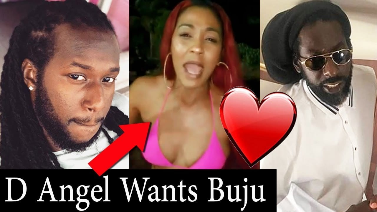 Photo of D'Angel Finally responds to Markus Dating Rumours, She Wants Buju Instead