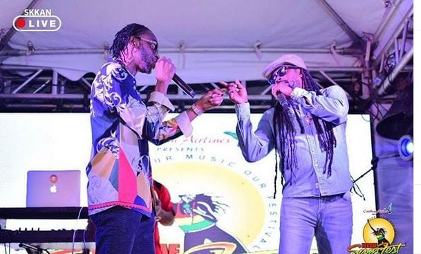 Photo of Beenie Man and Bounty Killer Pre-Sumfest Warm-Up Performance [Video]