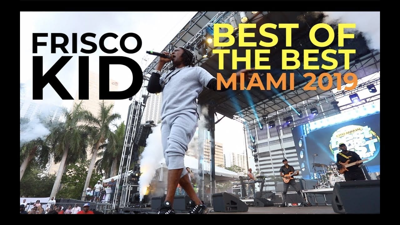 Photo of Frisco Kid's Hyped Performance at Best of the Best Concert 2019 [Video]