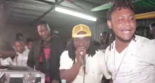 Photo of Hot Frass, I Octane, Ding Dong, Hotta Rice Birthday Bash, Dancehall Party… [Video]