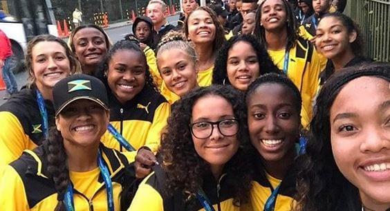 Photo of Reggae Girlz vs. Mexico At The Pan American Games