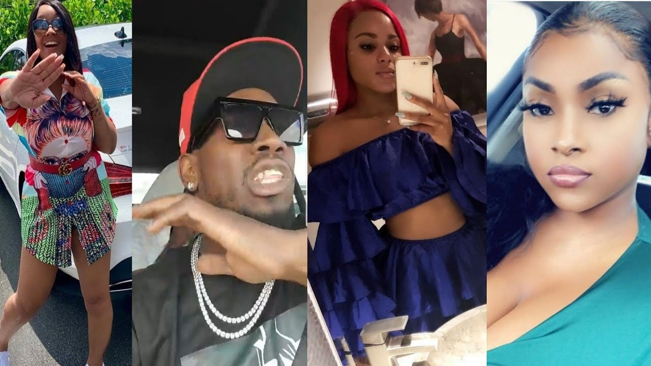"Photo of ""My Baby Mother Lost, She Nuh Stable"" Foota Hype Blasts Ishawna, Tifa and Curvy Diva [Video]"