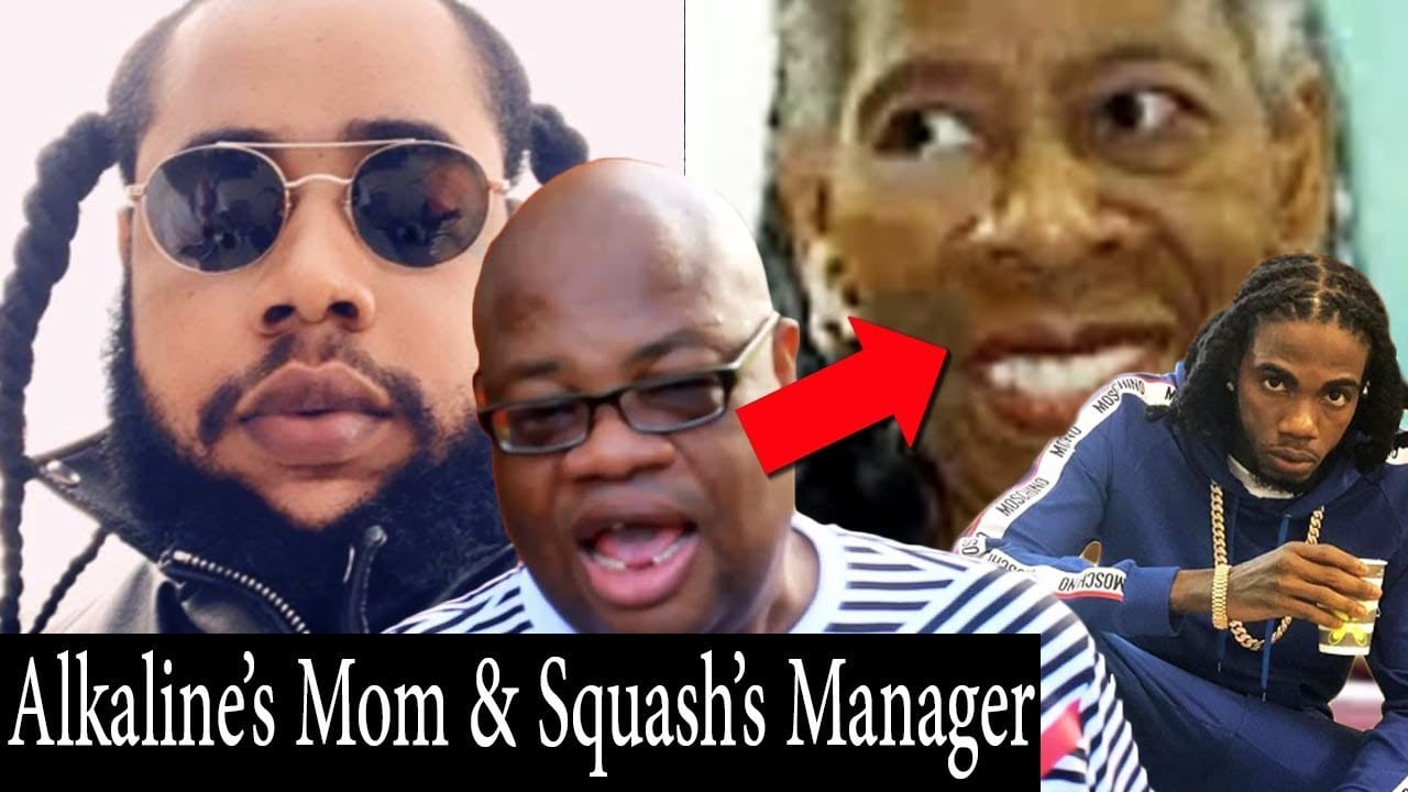 "Photo of Squash Claims His Manager ""Heavy D"" is Smashing Alkaline's Mom"