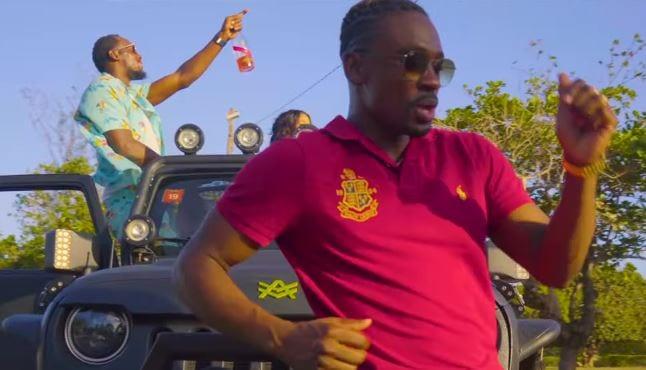 Photo of WATCH: Olympe Rosé Medley… ft. Usain Bolt, Ding Dong, Dexta Daps, Chris Martin, Munga Honorable, Bibi Gardner [Music Video] HD
