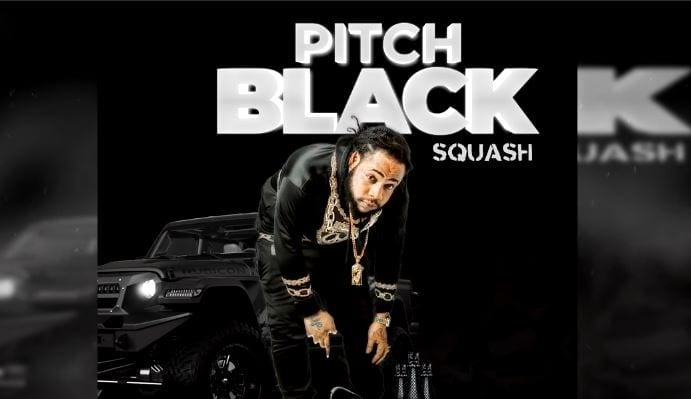 Photo of LISTEN: Squash – Pitch Black : SONG