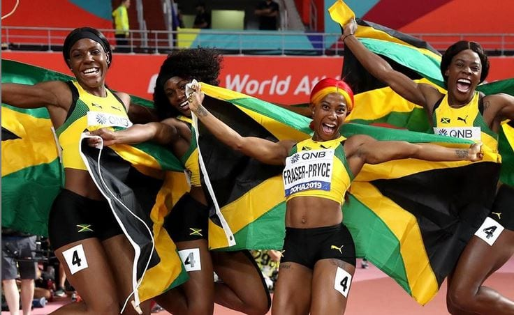 Photo of Jamaica Wins World Cup of Flags 2020