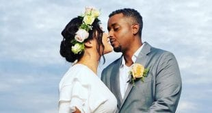 Tessanne Chin Marries Her Baby's Dad