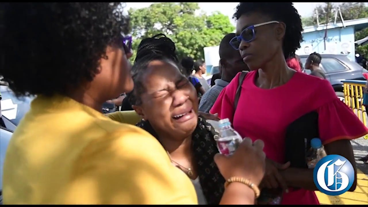 Photo of JA NEWS: Grief at Clan Carthy… Krystal Tomlinson to run for MP… Politician murder [Video]