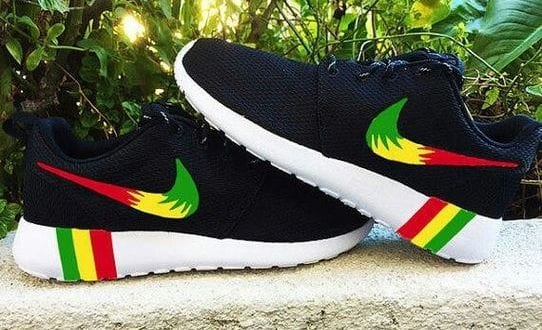 reggae sneakers